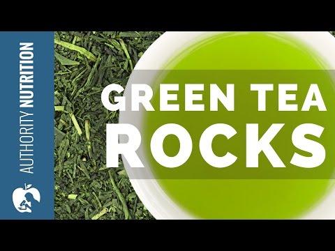 5 Epic Health Benefits of Green Tea