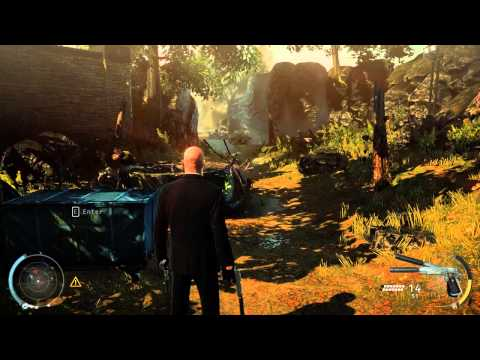 Hitman: Absolution godmode (trainer)