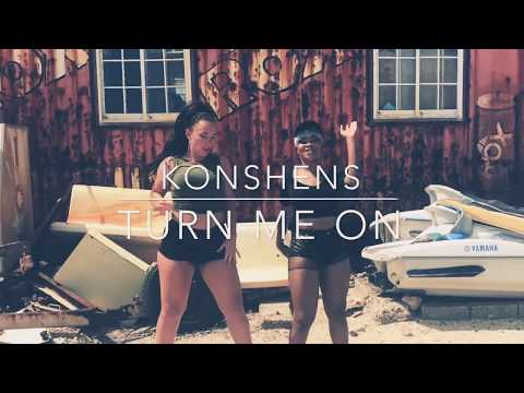 LadyLis & Kim Overload Skankaz ** KONSHENS - Turn me on **