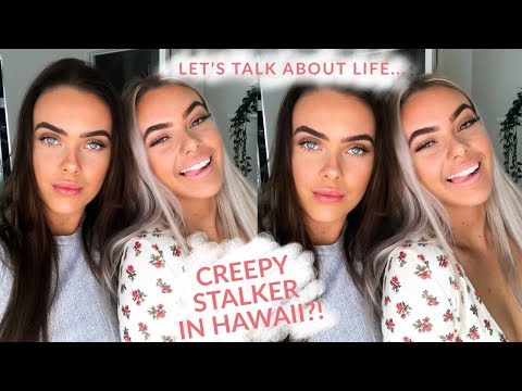 Our Updated Everyday Makeup Look + Chatting about life! Mescia Twins