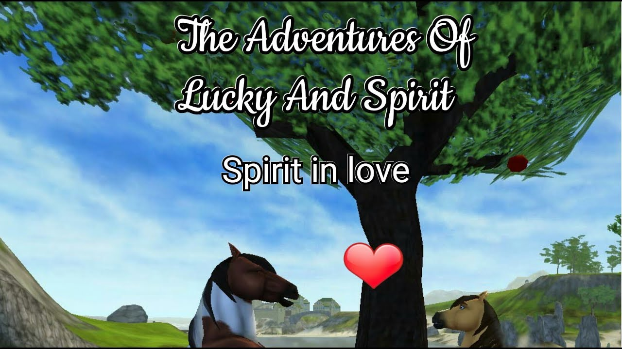 the adventures of lucky and spirit  sso part 3 spirit