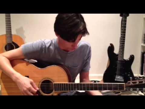Guitar Lesson -I'm the Only One-