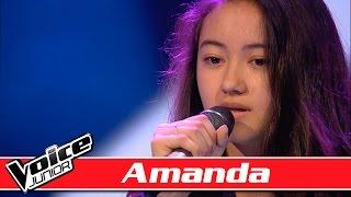 Amanda synger: James Bay –