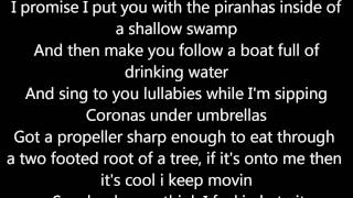 Yelawolf - Catfish billy - lyrics - 2013 - trunk muzic returns