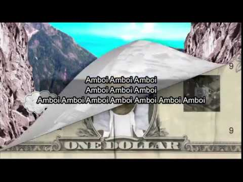Altimet - Amboi (Karaoke) Audio