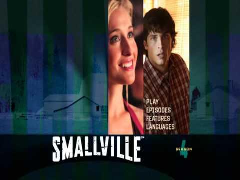 Download Smallville Season 4 DVD Menu Intro
