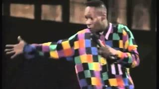 Comedian Goes Crazy On The Audience (R.I.P) Def Comedy Jam - YouTube.webm thumbnail