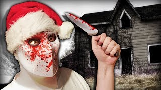 EXPLORING ABANDONED HOUSES (CHRISTMAS PART 2)