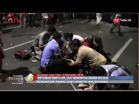 "Insiden Drama Kolosal ""Surabaya Membara"" Makan Korban, 2 Orang Tewas - BIP 10/11 Mp3"