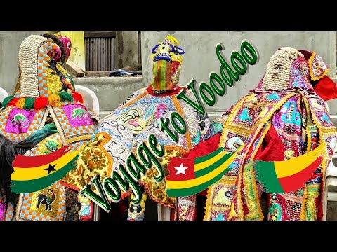 Voyage along the Gulf of Guinea (Benin, Togo, Ghana)