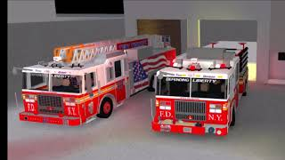 How I Made The Most Realistic Fire Trucks In Roblox