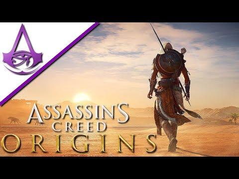 Assassin's Creed Origins #001 - Der Anfang - Let's Play Deutsch
