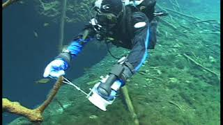 (5thD-X) Essentials Of Technical Diving - (Line) Line Laying: Detail
