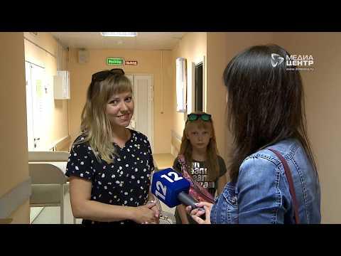 Детская больница в Череповце получила статус областной