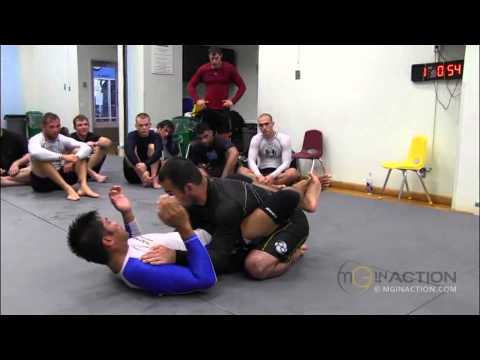 Marcelo Garcia on Conditioning