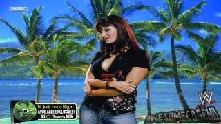 "WWE:Lita Theme ""It Just Feels Right"" Download"