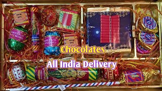 Chocolates for all occasions & festivals । All India Delivery । Wedding Special Chocolates । Part-2