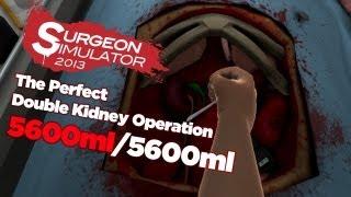 Surgeon Simulator 2013: Perfect Kidney Surgery (5600/5600ml)