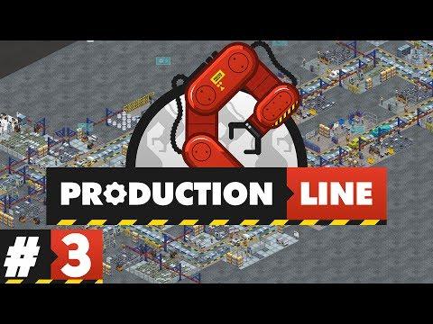 Production Line - PART #3 - Factory Strategy Management