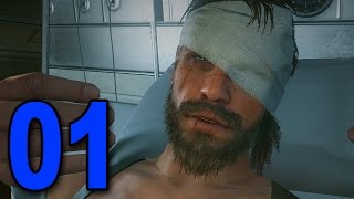 Video Metal Gear Solid V Phantom Pain - Part 1 - Awakening (Let's Play / Walkthrough / Gameplay) download MP3, 3GP, MP4, WEBM, AVI, FLV November 2018