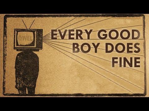 OWEL - Every Good Boy Does Fine (Lyrics)