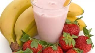 9 рецептов диетических смузи