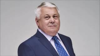 Josef Táborský, kandidát do Senátu za ČSSD. Volební vizitka pro ČRo