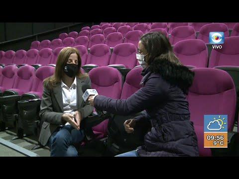 Reapertura de Cinemateca Uruguaya