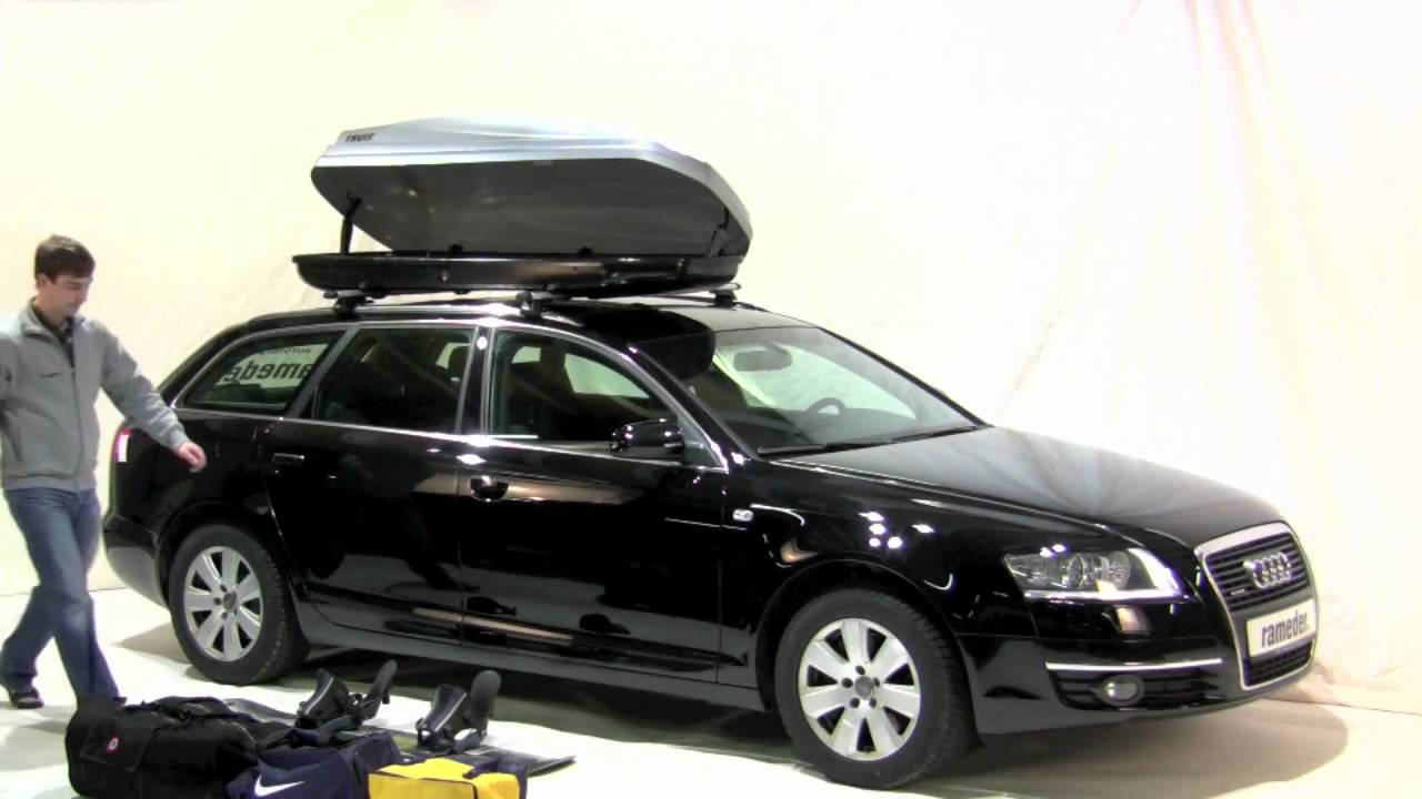 Thule Touring  Review