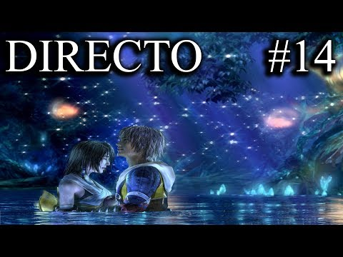 Final fantasy X HD Remaster | PS4 | Guia al 100% | Directo | Episodio 14 | Shiva oscura/Ixion oscuro