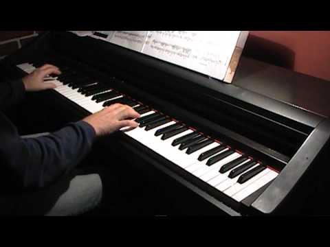 Torna a Surriento (Neapolitan song) piano JMAGP