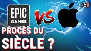 LE PROCÈS GAMING DE LA DÉCENNIE - 5 Choses à Savoir sur le procès Epic Vs Apple