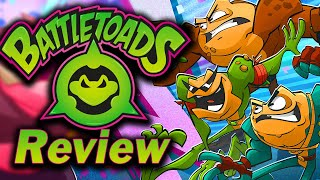 Battletoads Review (Xbox One, PC) (Video Game Video Review)