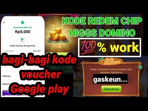CARA DAPATKAN KODE CHIP GRATIS HIGGS DOMINO - WORK 100%