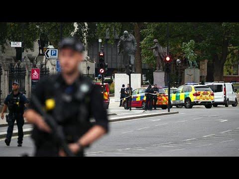 ÚLTIMA HORA: Comando antiterrorismo investiga incidente de Westminster