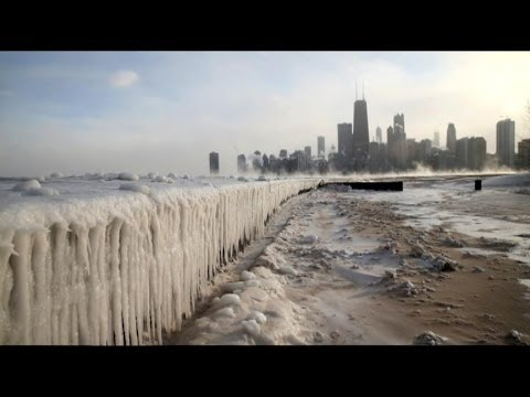Polar Vortex Freezes Parts of US