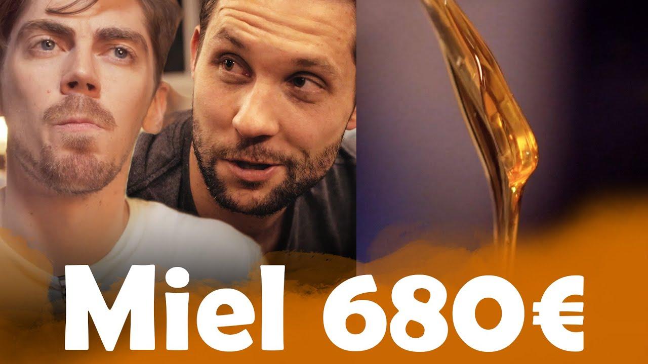 Miel HALLUCINOGÈNE VS Miel a 680 € avec Minute Buzz !