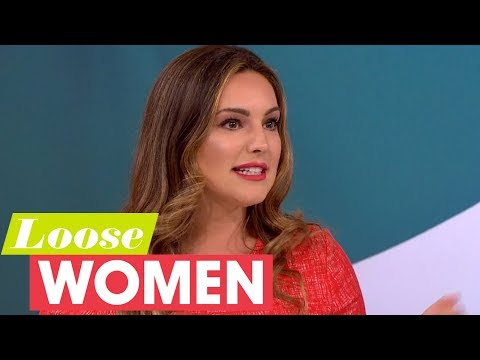 Kelly Brook Moved to America to Escape the 'Bimbo' Label She Had Been Given | Loose Women