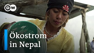 Nepal: Wasserkraft bringt Licht ins Dorf | Global Ideas