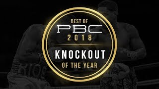 Best of PBC 2018: Knockout of the Year
