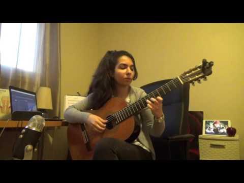 Pirates of The Caribbean (Classical Guitar)