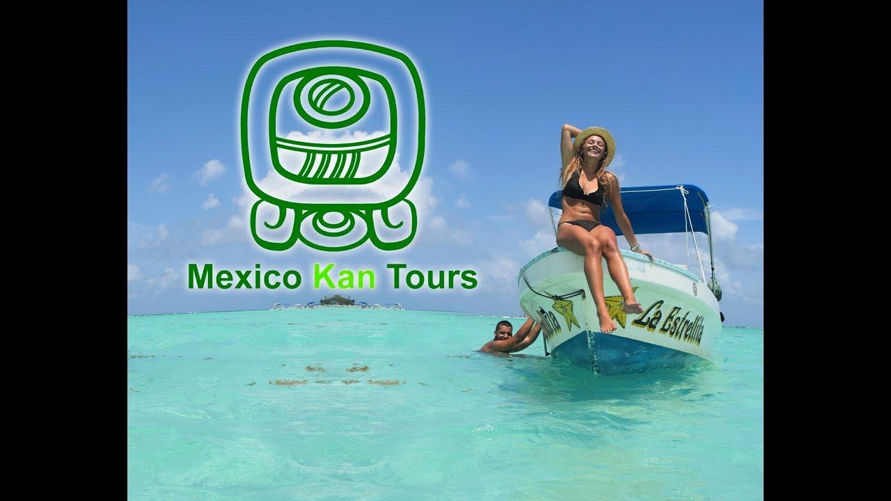 mexico kan tours youtube