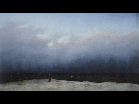 Caspar David Friedrich: Mönch am Meer | Betrachtet / As seen by Julian Rosefeldt
