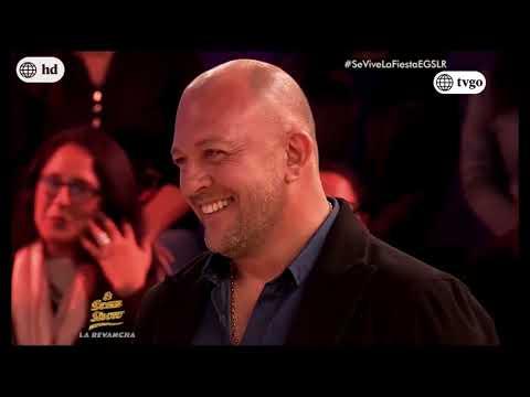 ¡Emilio Jaime presentó a su papá en EGS! - El Gran Show 30/09/2017