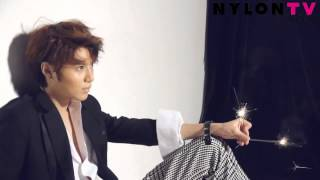 [BTS] Taemin (태민) for Nylon Magazine (TV KOREA) ^^;;