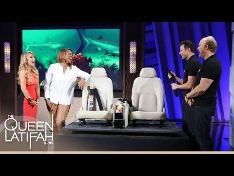 "Lori Greiner Shares ""Shark Tank"" Successes on The Queen Latifah Show"
