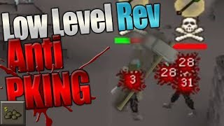 Low Lvl Revs SNEAKY MAUL (Pure Anti Pking)