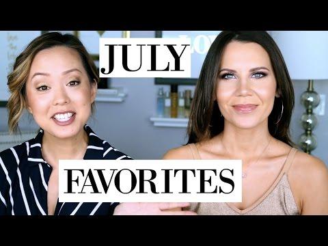July Favorites with Tati Westbrook