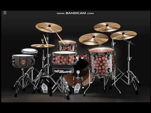 Adista - Ku Tak Bisa - Versi Akustik Virtual Drum