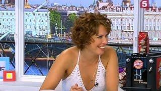 Актриса театра и кино Татьяна Колганова в программе